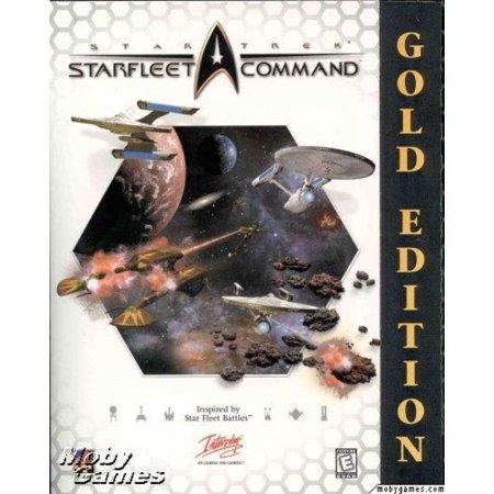 Star Trek - Starfleet Command (Gold Edition) Great Condition