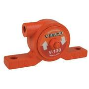 VIBCO V-130 Pneumatic Vibrator,80 lb,19,000vpm,60psi