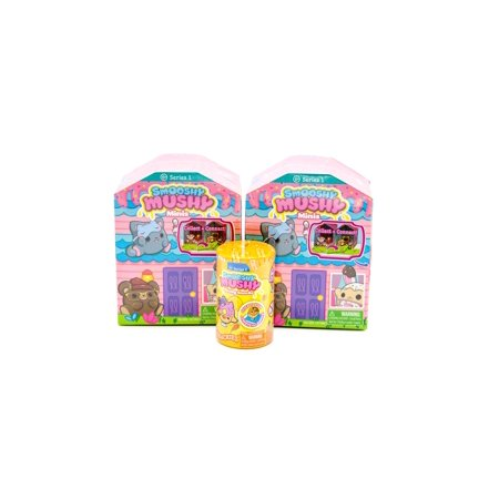 Miniature X 2 / Sticky Snacks Bundle