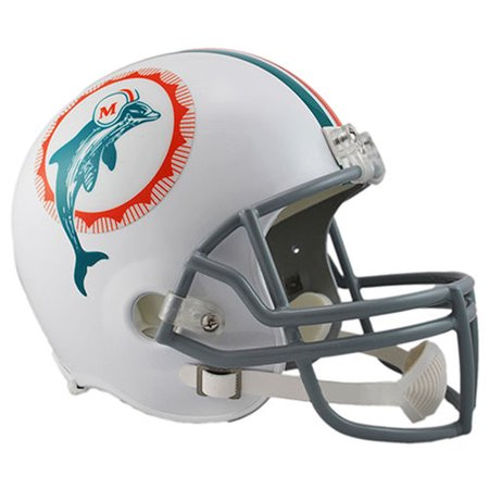 Riddell Miami Dolphins VSR4 Throwback 1972 Full-Size Replica Football Helmet