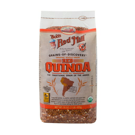 Bobs Red Mill Organic Quinoa Grain  16 Oz