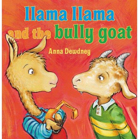 Llama Llama and the Bully Goat (Hardcover)