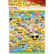 Emoji Favor Bags, 8ct