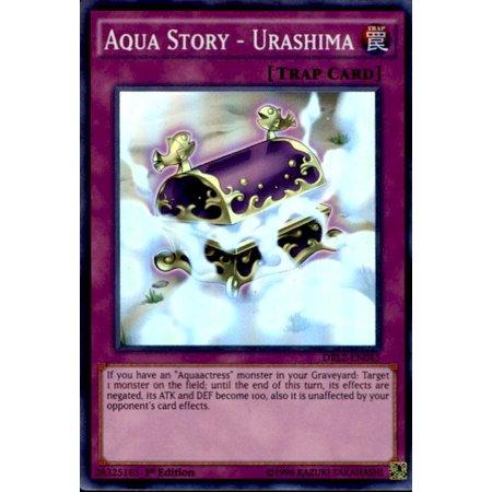 YuGiOh Dragons of Legend 2 Aqua Story - Urashima DRL2-EN045