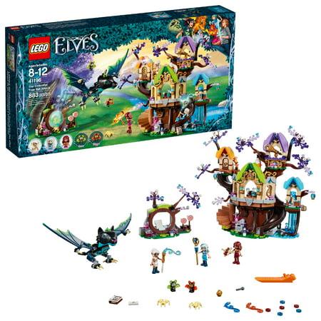 (LEGO Elves The Elvenstar Tree Bat Attack 41196)