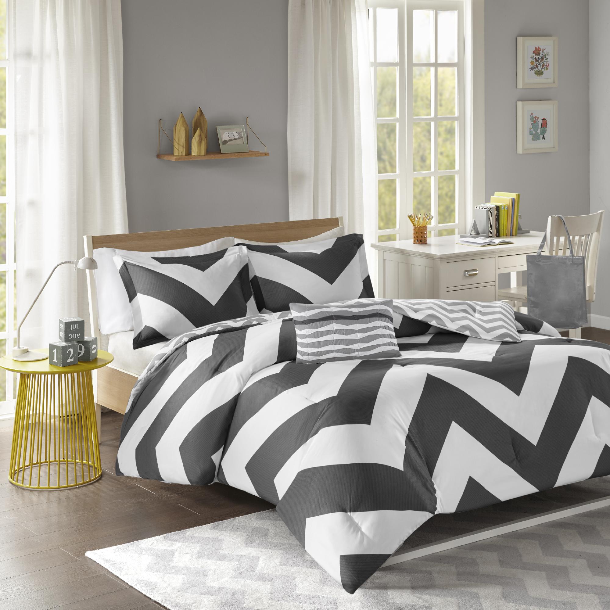 Home Essence Teen Leo Ultra Soft Reversible Bedding Comforter Set