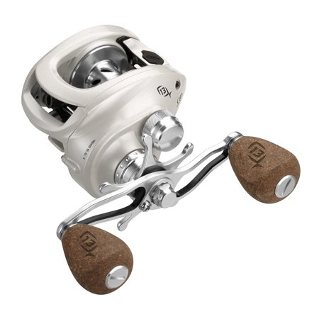 13 FISHING Concept C Baitcast Reel - 6.6:1 Gear Ratio - Right Handed (Fresh+Salt) (C6.6-RH) thumbnail