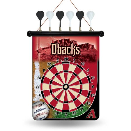 Rico MLB Magnetic Dart Set, Arizona Diamondbacks by