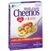 Multi Grain Cheerios Gluten Free Cereal, 9 oz Box