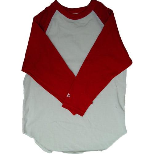 Rawlings Youth YBU Shirt, Scarlet, Small