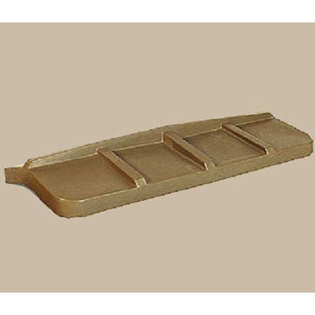 Beavertail 401035 Optional Removable Marsh Brown Final Attack Pit (Ed Brown Beavertail Grip Safety Installation Fixture 1911)