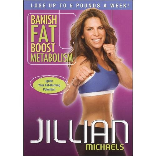 Jillian Michaels: Banish Fat - Boost Metabolism (Full Frame)
