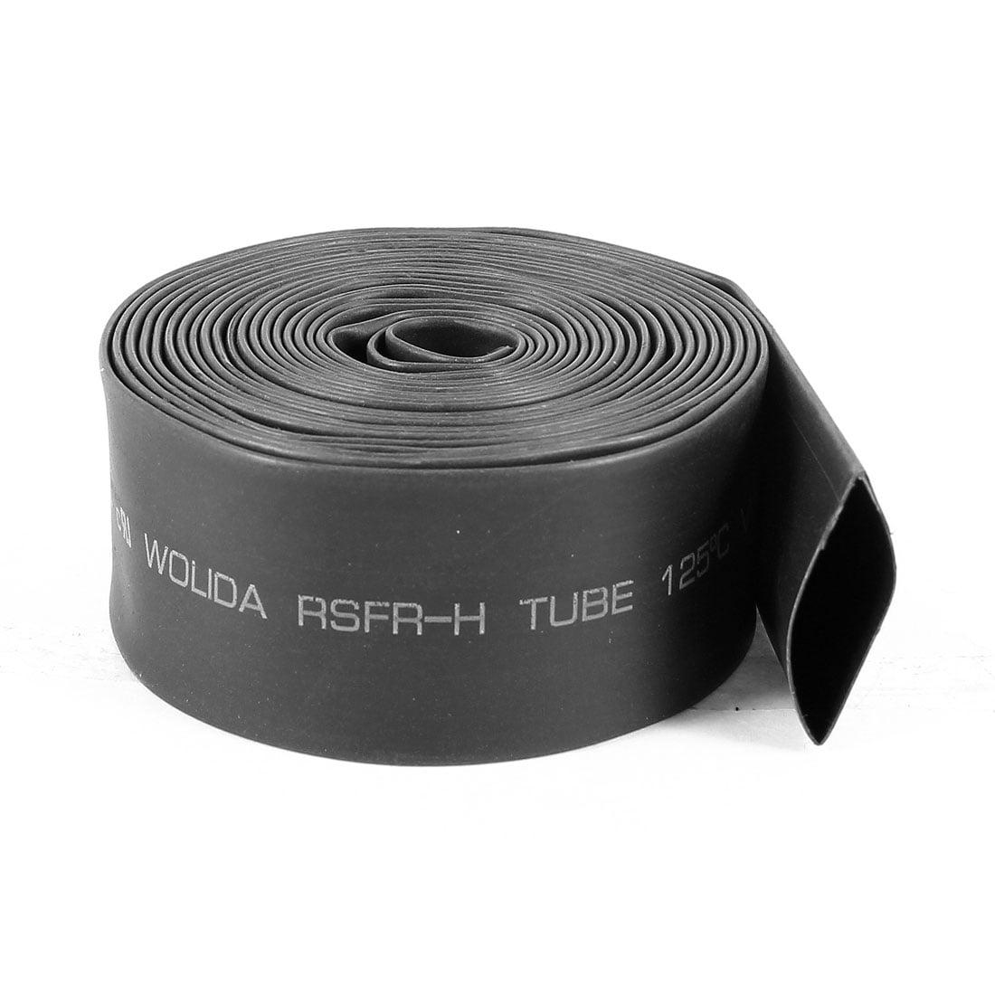 10Ft 18mm Diameter Heat Shrinkable Tube Shrink Tubing Black