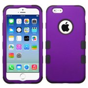 Mystcase For Apple iPhone 6 / 6s IMPACT TUFF HYBRID Case Skin Phone Covers +Screen Guard