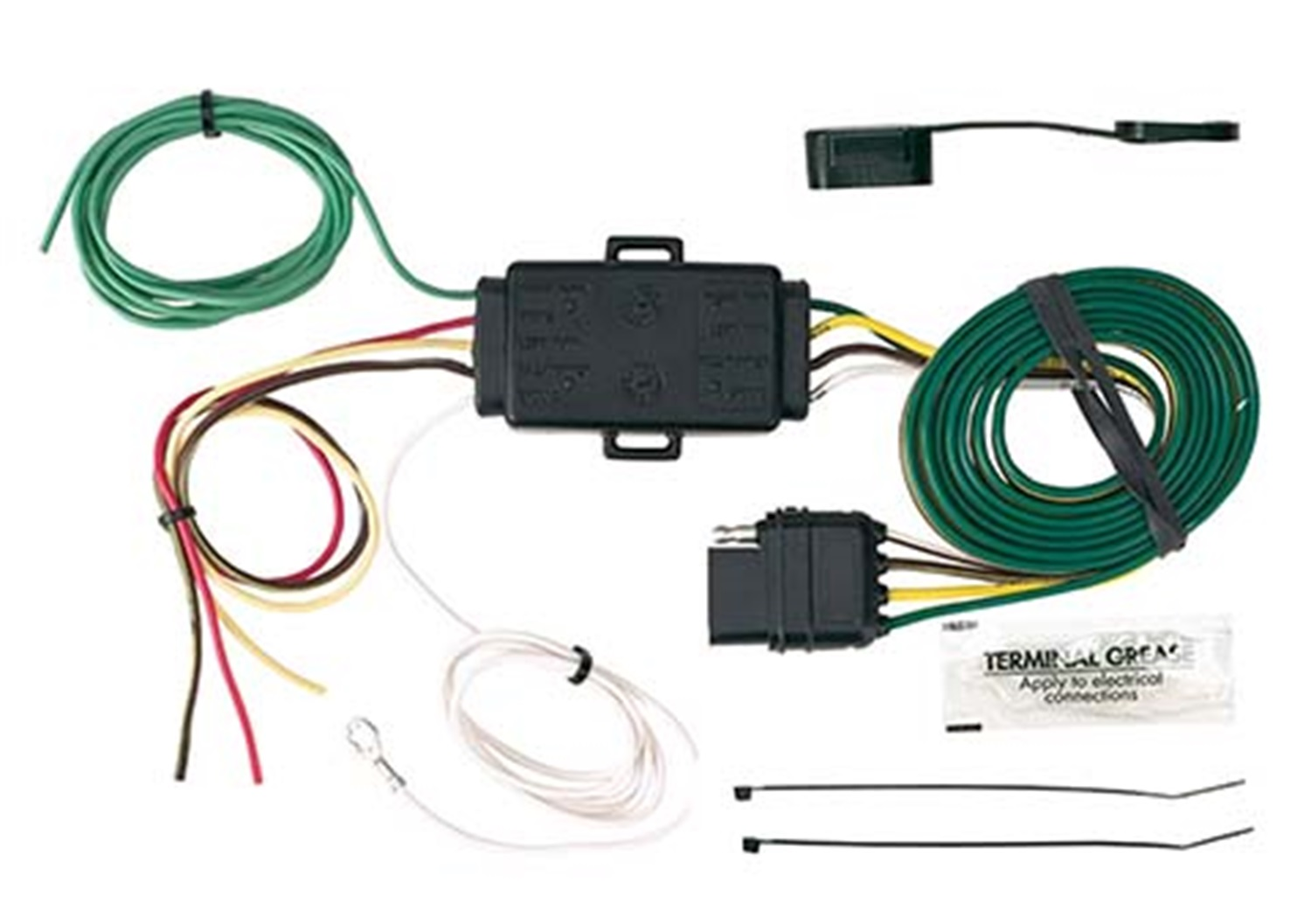 Hopkins Tail Light Converter Wiring Diagram Led Trailer Lights On For Towing Solutions Thrifty Walmart Com Rh Connector Ford Ranger