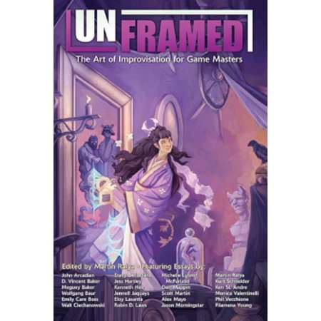 Unframed - The Art of Improvisation for Game Masters New