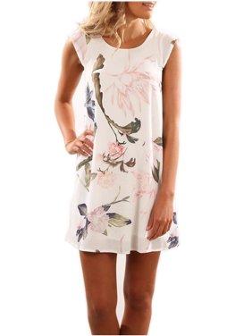 b368653bac00 Womens Daytime Dresses - Walmart.com