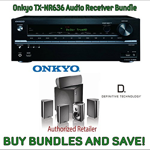 Drivers for Onkyo TX-NR636 A/V Receiver