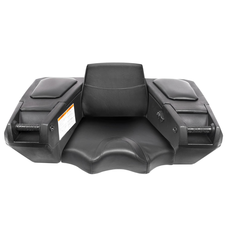Kimpex Atv Flexi Passenger Rear Back Seat Heated Grips