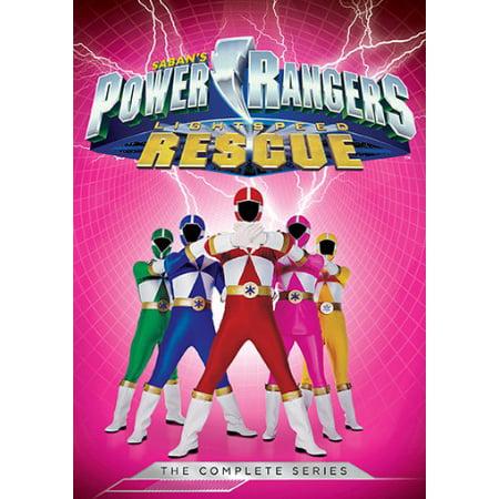 Best Power Rangers Lightspeed Rescue: The Complete Series (DVD) deal