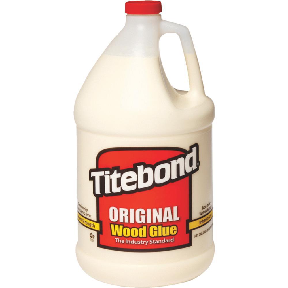 Titebond 5066 1 Gallon Yellow Titebond® Original Wood Glue