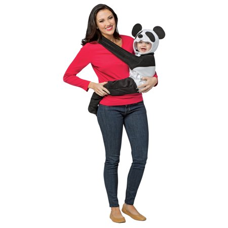 Huggable Panda Infant Costume - Panda Infant Costume