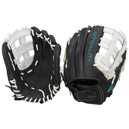 "Easton 12.75"" Stealth Pro Series Outfield Fastpitch Softball Glove, Right Hand Throw"
