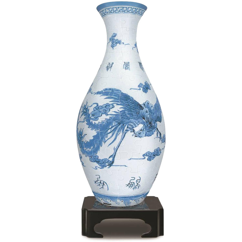 Lifestyle 3D Puzzle Vase, Phoenix: 160 Pcs by BePuzzled
