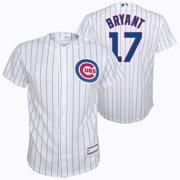 Kris Bryant Chicago Cubs Youth Player Replica Jersey - White