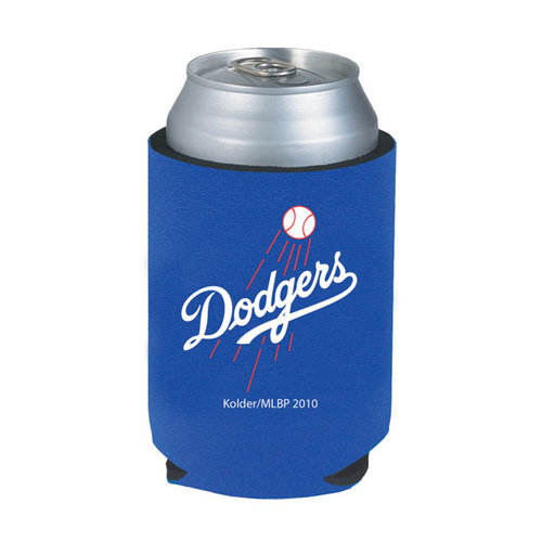 Los Angeles Dodgers Official MLB Kolder Kaddy Can Holder by Kolder 514249