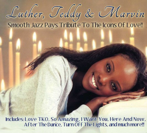 Luther and Teddy and Marvin (CD)