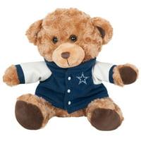 FOCO - NFL 10 Inch Varsity Bear, Dallas Cowboys