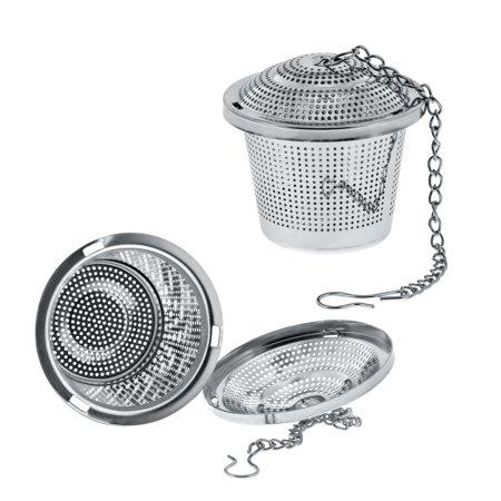 U.S. Kitchen Supply 2 Premium Tea Infuser 2