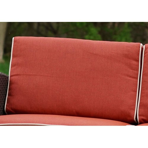 Brayden Studio Loggins Outdoor Sofa Cushion Cover Set