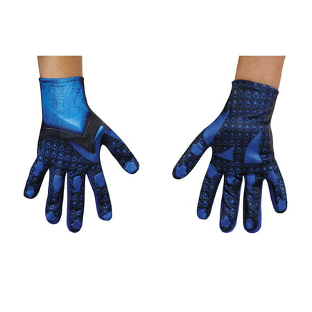 Blue Power Ranger Movie 2017 Child Costume Gloves