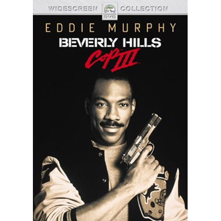 Beverly Hills Cop III (DVD) - Cops Plus