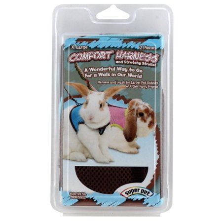 COMFORT HARNESS WITH LEAD, Size: XLARGE (Catalog Category: Small Animal: WALKING ACCESSORIES)