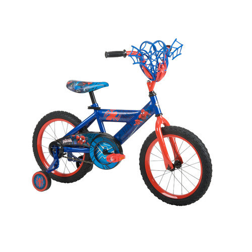 Huffy 21965 16 in. Boys Spiderman Bicycle - Walmart.com