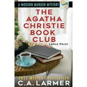 Agatha Christie Book Club: The Agatha Christie Book Club : Large Print edition (Series #1) (Paperback)