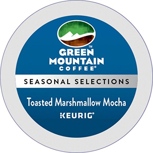 Green Mountain Products Toasted Marshmallow Mocha K-Cup (...