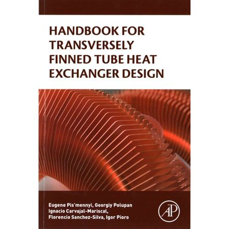 Handbook for Transversely Finned Tube Heat Exchanger Design