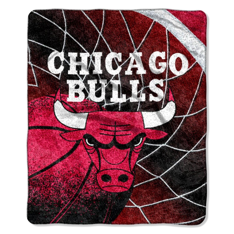 Chicago Bulls Reflect Sherpa Throw