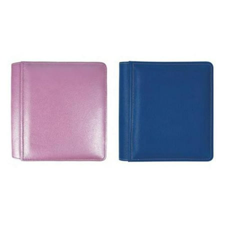 Raika HP 103 PINK 5 x 7 inch Single Page Photo Album - Pink