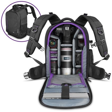 DSLR Camera Backpack Bag by Altura Photo for Camera and Lens (The Great Explorer