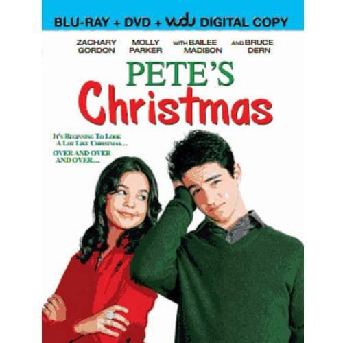 Pete's Christmas (Blu-ray + DVD + VUDU Digital Copy) (Walmart Exclusive) (Widescreen)