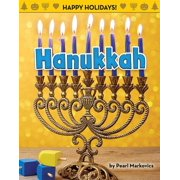Happy Holidays: Hanukkah (Hardcover)