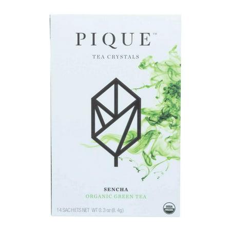 - Pique Tea Pique  Green Tea, 14 ea