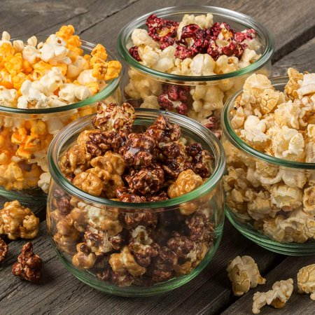 Irresistible Locally-Made Popcorn Chocolate Peanut Butter