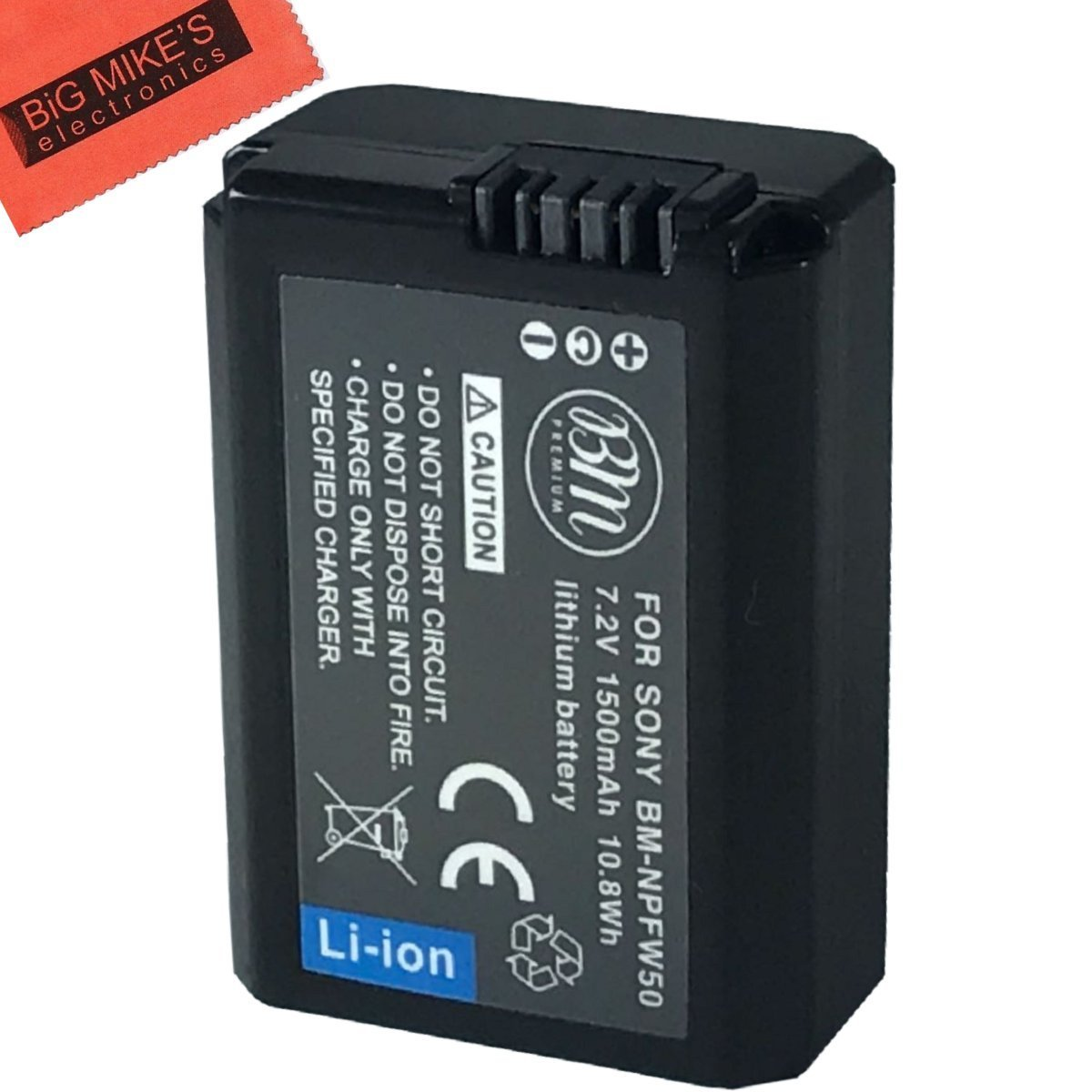 Bm Premium Np Fw50 Battery For Sony Alpha Digital Cameras Baterai Fuji W126 X A3 E1 Pro 1 T2 T20 With Packing