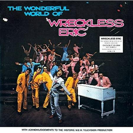 Wonderful World Of Wreckless Eric  Vinyl